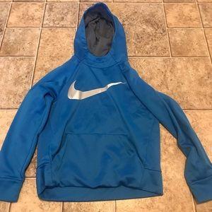 2/$10 Boy's medium Nike hoodie